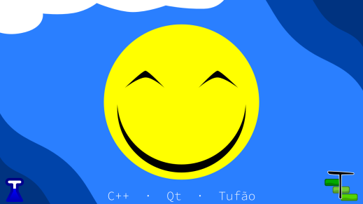 Tufão wallpaper